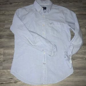 American Eagle Button Up—Small
